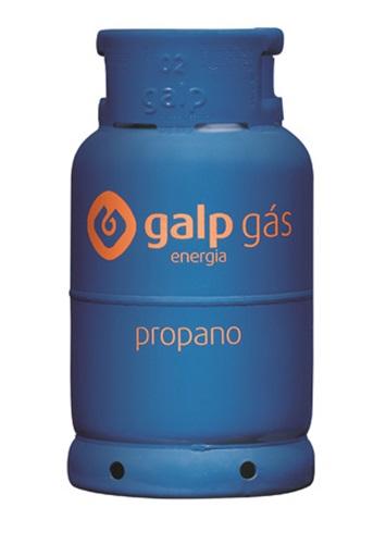 Garrafa de Gás Propano 11Kg